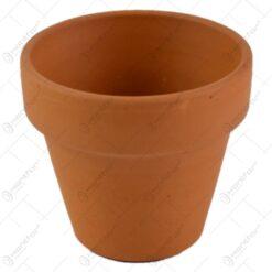 Ghiveci realizat din ceramica - Design Clasic - Mic (5 cm)