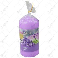 Lumanare parfumata cilindrica - Lavanda