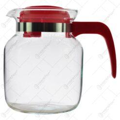 Ceainic din sticla termorezistenta 1.25 L