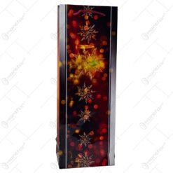 Punga cadou pentru bauturi - Design Craciun - Diverse modele