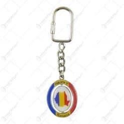 """Breloc - """"Welcome to Romania""""  - Diverse modele (Model 1)"""