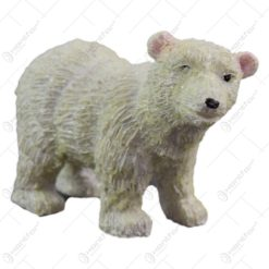 Figurina decorativa realizata din ceramica - Urs polar - 2 modele