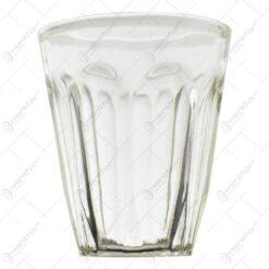 Set 6 pahare mici realizate din sticla (Model 1)
