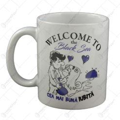 "Cana realizata din ceramica - ""Cea mai buna iubita"" - Welcome to the Black Sea"