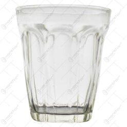 Set 6 pahare mici realizate din sticla (Model 2)