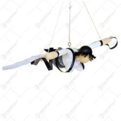 Marioneta realizata din lemn - Zburatorul