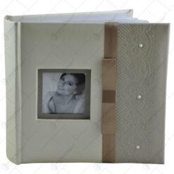 Album pentru fotografii - Design elegant cu fundita