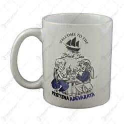 "Cana realizata din ceramica - ""Prietena adevarata"" - Welcome to the Black Sea"