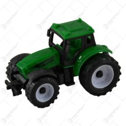 Jucarie realizata din plastic - Tractor (Model 6) - Diverse modele