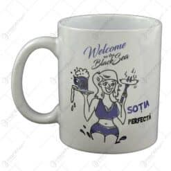 "Cana realizata din ceramica - ""Sotia perfecta"" - Welcome to the Black Sea"