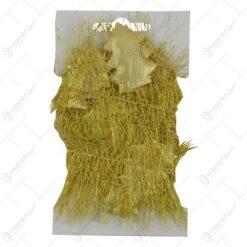 Ghirlanda pentru decoratiuni de craciun - Auriu