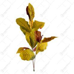 Frunze de toamna realizate din matase - 2 culori (Model 1)