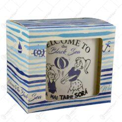 "Cana realizata din ceramica - ""Cea mai tare sora"" - Welcome to the Black Sea"