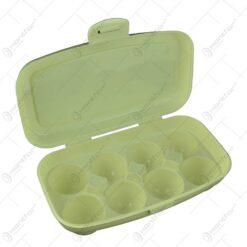 Cofrag pentru oua realizat din plastic - Diverse culori