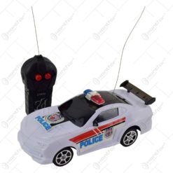Masina de politie cu telecomanda - 2 culori