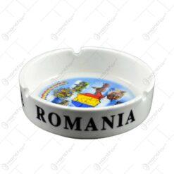 Scrumiera realizata din ceramica - Design Romania - Diverse modele (Model 2)