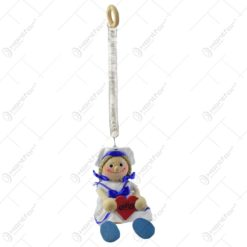 Figurina bungee jumping - Fetita marinar - 2 modele