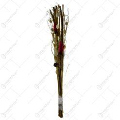 Decoratiune din plante uscate - Mare (Model 2)