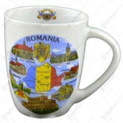 Cana realizata din ceramica - Design Romania - Diverse modele (Model 2)