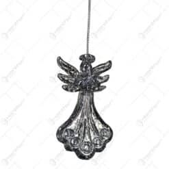 Decoratiune pentru agatat in forma de ingeras