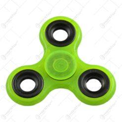 Jucarie antistres Fidget Spinner fluorescent - Difrerite culori