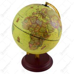 Glob pamantesc rotativ (Model 3)