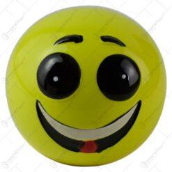 Pusculita realizata din ceramica - Design Smiley - Diverse modele