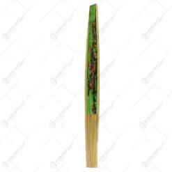 Evantai realizat din bambus si hartie - Design Peisaj