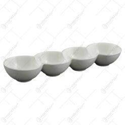 Bol pentru servire realizat din ceramica - Desigln Contemporan (Tip 1)