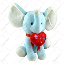 """Elefantel de plus cu inimioara - """"I Love You"""""""