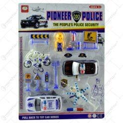 Set accesorii de bucatarie realizate din plastic pentru copii (Model 5)