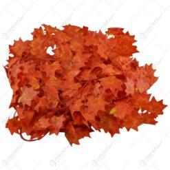 Ghirlanda alcatuit din frunze artificiale - 2 modele