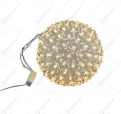 Ornament cu led in forma de glob