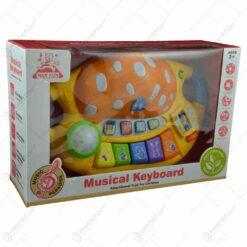 Jucarie muzicala pentru copii in forma de ciuperca