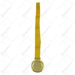 Medalie de aur cu panglica
