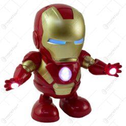 Robot dansator cu lumini - Dance Hero
