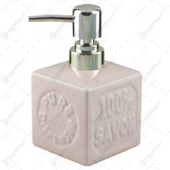 Dozator pentru sapun lichid din ceramica - Diferite modele