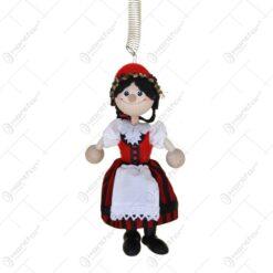 Figurina bungee jumping - Doamna Secuieasca