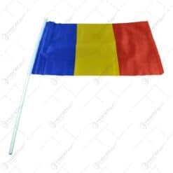 Set 12 steaguri cu maner- Romania (Model 1)