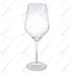 Set 6 pahare pentru vin rosu realizate din sticla - Design Elegant (Tip 3)
