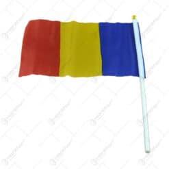 Set 12 steaguri cu maner- Romania (Model 2)