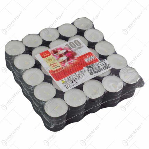 Set lumanari tip pastile - 100 Buc.(Tip 2)
