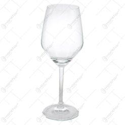 Set 6 pahare realizate din sticla pentru vin alb - Vivien