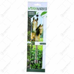Termometru metalic cu animale