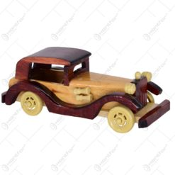 Masina realizata din lemn (Model 1)