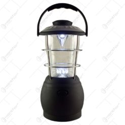 Lampa pentru camping cu acumulator