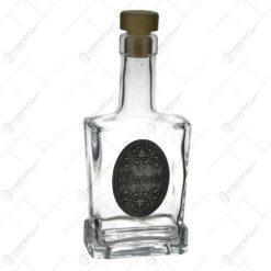Sticla pentru bautura cu mesaj - Koszonettel