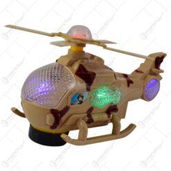 Elicopter cu efecte luminoase