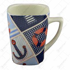 Cana realizata din ceramica - Design Marinaresc - Diverse modele