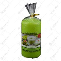 Lumanare parfumata cilindrica - Matcha Green Tea